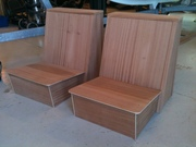 Nya stolar Canberra