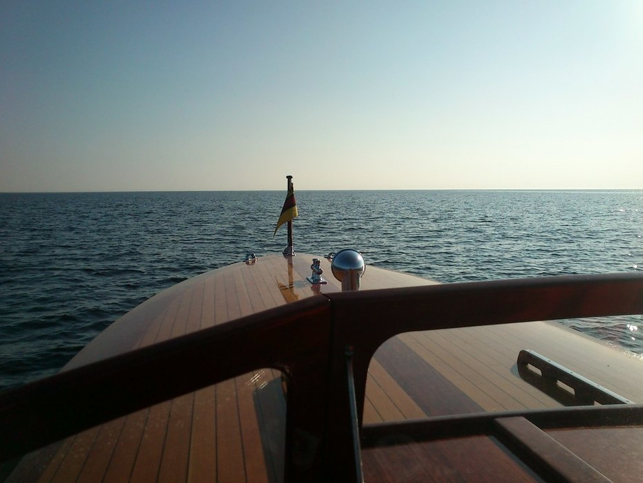 Nu korsar vi havet