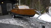 Campingbåt -40 tal.