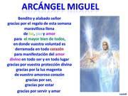 Arcangel Miguel La Voluntad de Dios