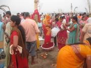 Sangam (Arail side) ghat