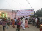 Poorvanchal samiti takes care of managing theArail ghat