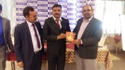 Awarded by Head of agency and zonal manager