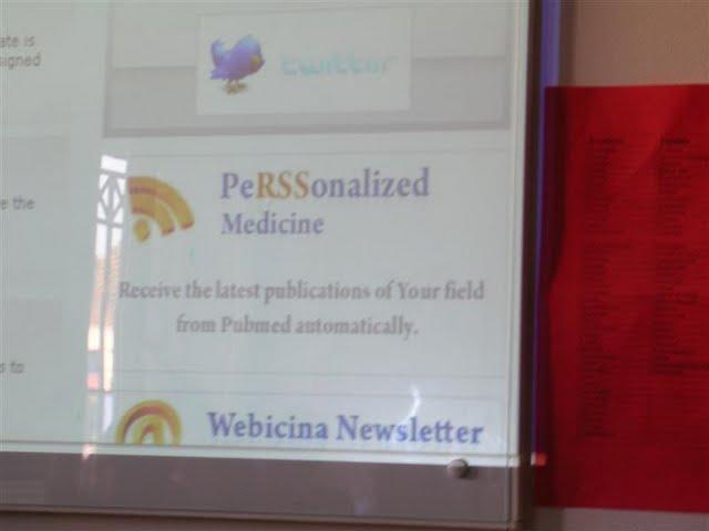 Science blog  Webicina