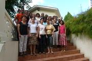 Participantes en el taller sobre OJS
