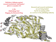 Publisher Tail Wagging Research Dog