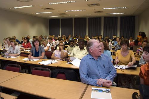 University of Pretoria attendees