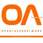 OPEN ACCESS WEEK IN LODZ 2012