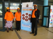 UoN Open Access Week coordinators at College of Education and External Studies