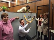 Pitt Librarians Count Down to OA Week