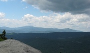 view from Grandfather Mountain (Knob)