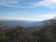 overlook of the Blue Ridge