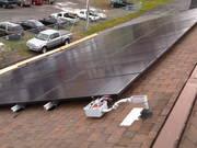 Final solar install