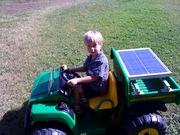Solar Jeep
