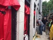 NYC DEPT OF BUILDINGS TR8 ENVELOPE TESTING