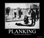 The Origin of Planking Revealed