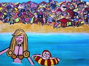 Paparazzi at the beach