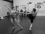 Rachel Meade and David Nava