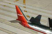 "USAir 737-200 ""rust livery"""