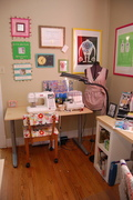 Sewing room - 2