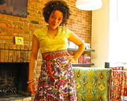 my cinco de mayo skirt