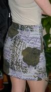 Betty J. Paper Bag skirt