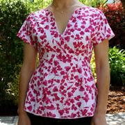 Sakura blouse