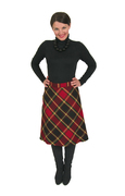 Mary A line skirt