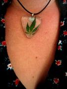 medical marijuana necklace