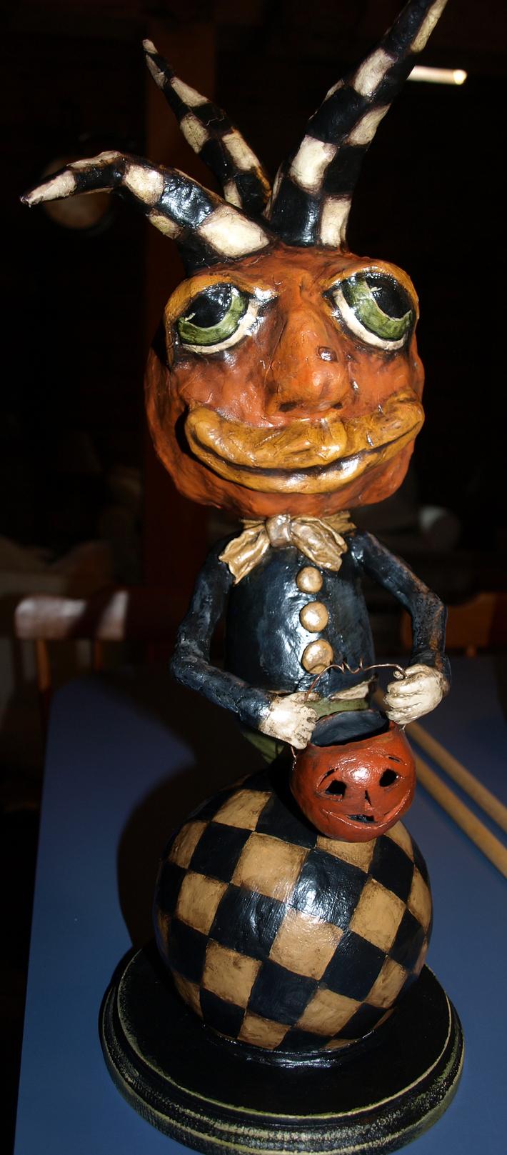 pumpkin jester