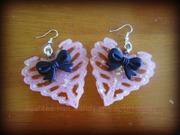 ribcage earrings