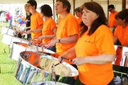 Free Littlehampton concert Pans in the Park showcases the joy of steelpan
