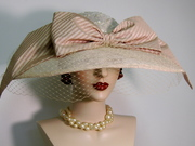 Orsini~Medici Couture Millinery for Thistle Cottage Studio