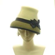 Striking 1930's Style Cloche Hat for Women