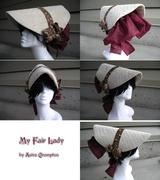 My Fair Lady Bonnet