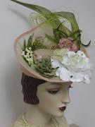 Spring Garden Derby Hat