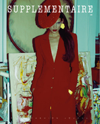 Elisabeth Koch Millinery on Supplementaire (UK) cover