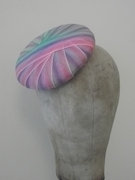 Striped Ribbon Cocktail Fascinator