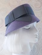 Lavender Angled Cloche