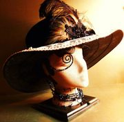 Edwardian Hat (Front View)