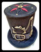 Compass Top Hat *Steampunk