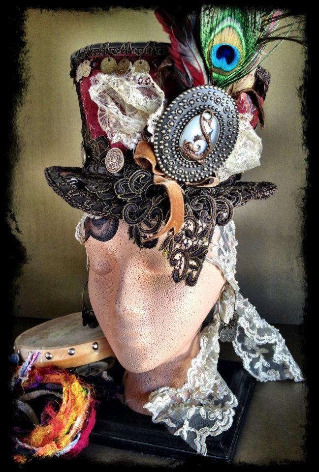 Gypsypunk Hat