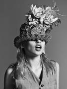 Elton John inspired hat commissioned by CLASH magazine