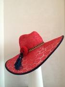 Cherry Red Hat