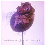 Elaine Wool Circle Hat