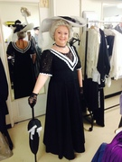 My Fair Lady production - Mrs Higgins goes to Royal Ascot