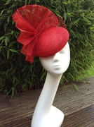 Red Alert Susan Fage Millinery