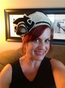 Crochet Gatsby Toque