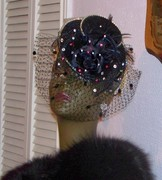 Fascinator for my daughter