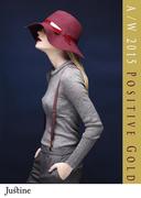 Vivian hat by justine hats